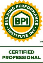 BPI Certified Professional, York Home Performance, PA